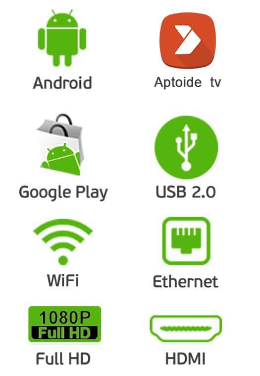 Pentanik 40 Inch Smart Android TV Soundbar ( 2019) 8 Pentanik 40 Inch Smart Android TV Soundbar ( 2020)
