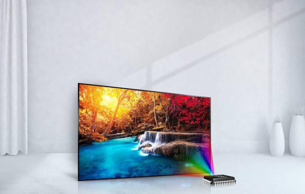 Enjoy New LG 32″ HD LED TV