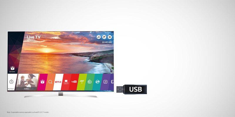 Enjoy LG 49″ FHD Smart LED TV