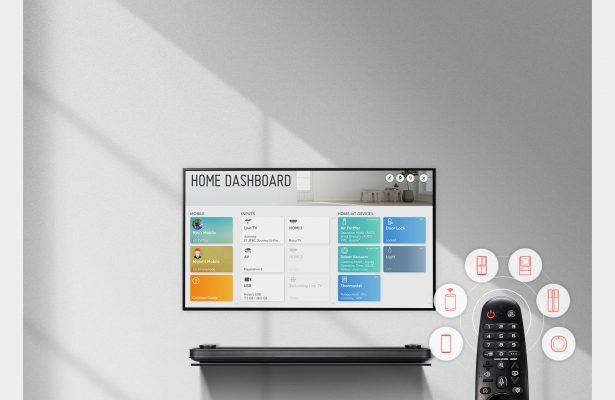 LG 32″ Smart AI ThinQ TV