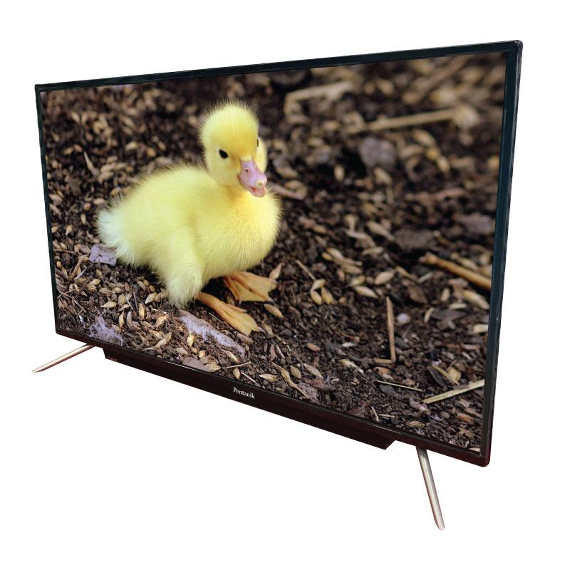 43 inch soundbar tv  Pentanik 43 inch Smart Android TV with Soundbar