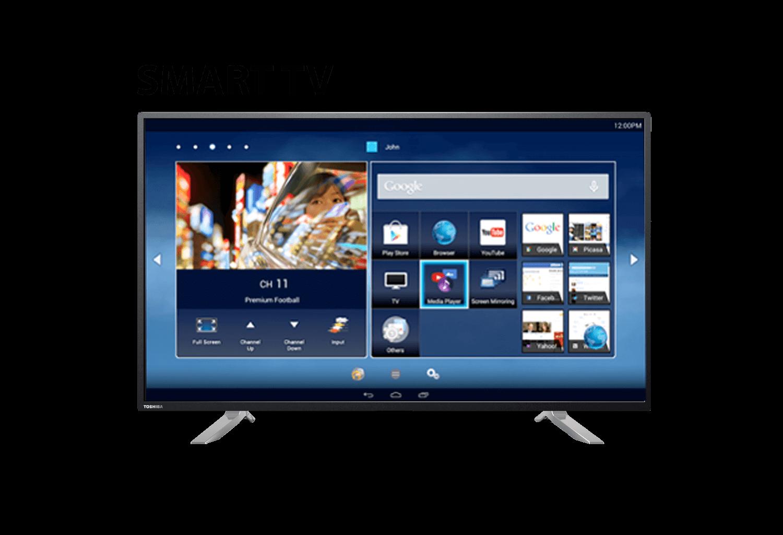 Toshiba 43″ LED 43U7750EE Ultra HD 4K