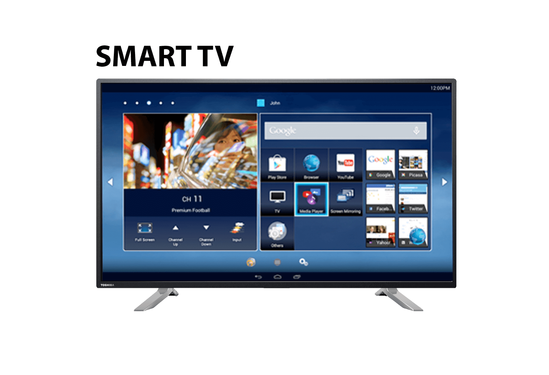 Toshiba 49″ LED Smart 49U7750VE Ultra HD 4K