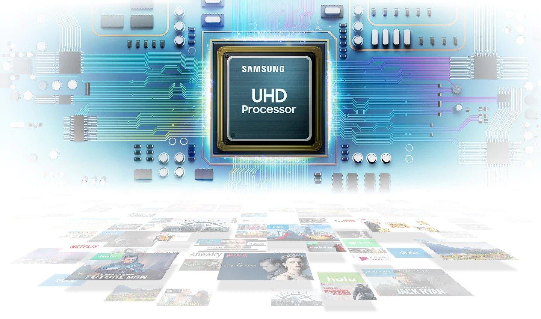 "samsung 75"" 4k smart uhd tv | ua75ru7100rser"
