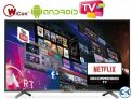 Wicon 32 Inch Smart LED TV with Monitor