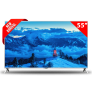 Pentanik 55 inch Smart Android 4K Voice Control TV (Special Edition 2021)
